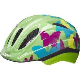 KED Meggy II Trend Helmet Kids butterfly/green